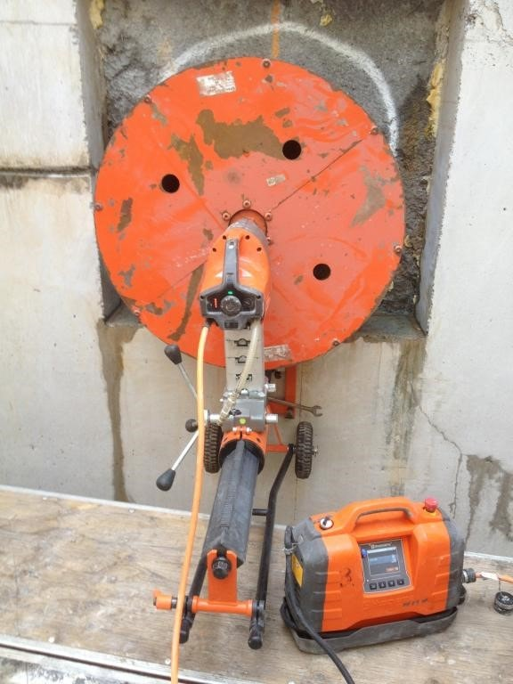 Core Drilling Ozcut Concrete Cutting